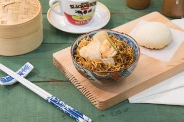 Noodles - Snow Bun Set