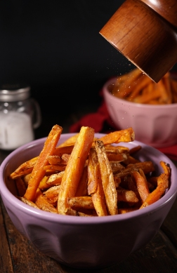 Kamote Fries