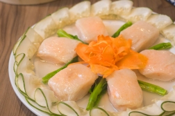 Steamed Bamboo Shoots