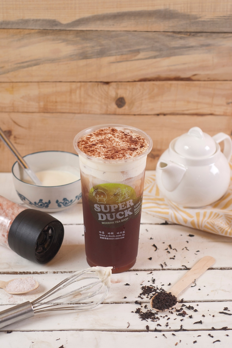 Cream Cheese & Salt Wintermelon Tea