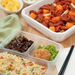 Lugang Meal Sets