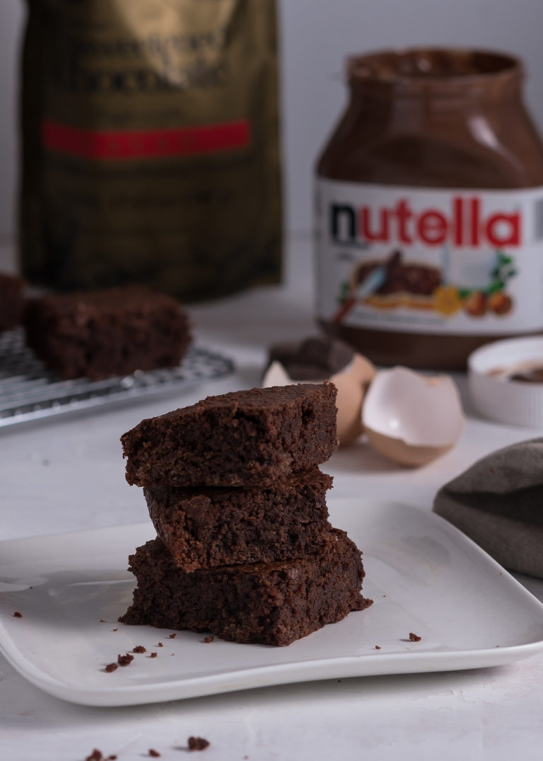 wNutella Brownies-04157