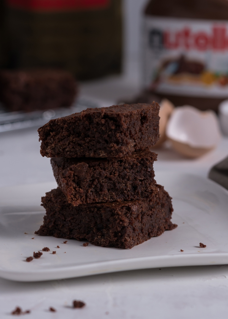 wNutella Brownies-04160