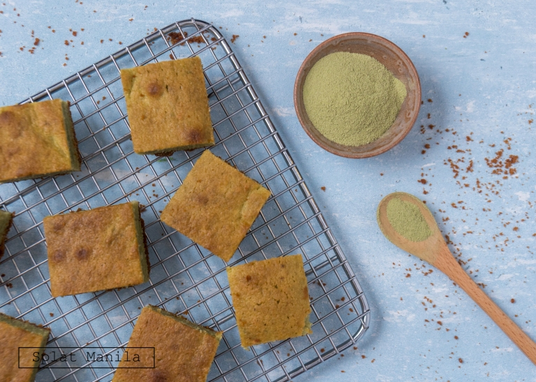 Matcha Brownies WM-04729