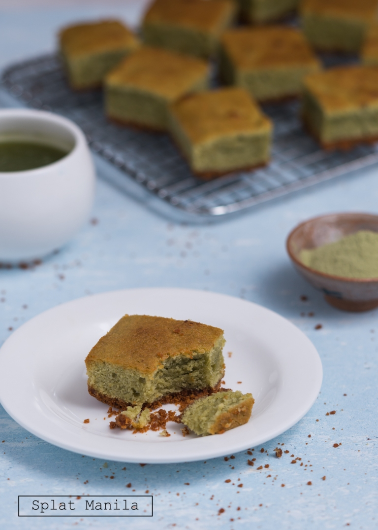 Matcha Brownies WM-04743
