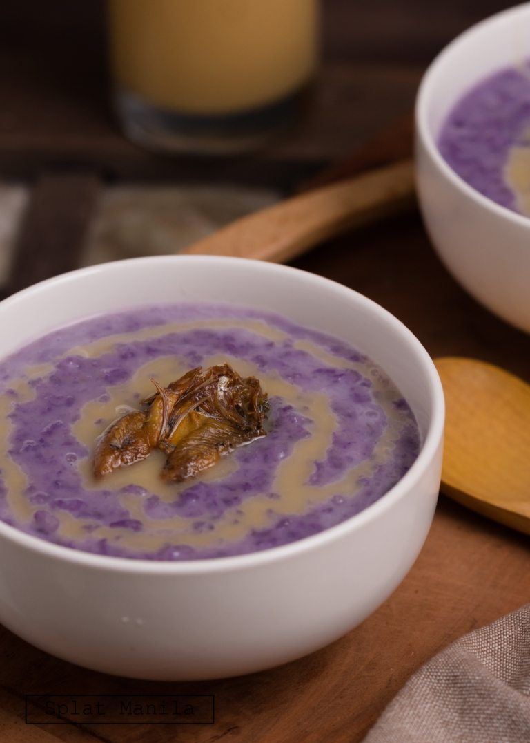 Ube Champorado WM-04865