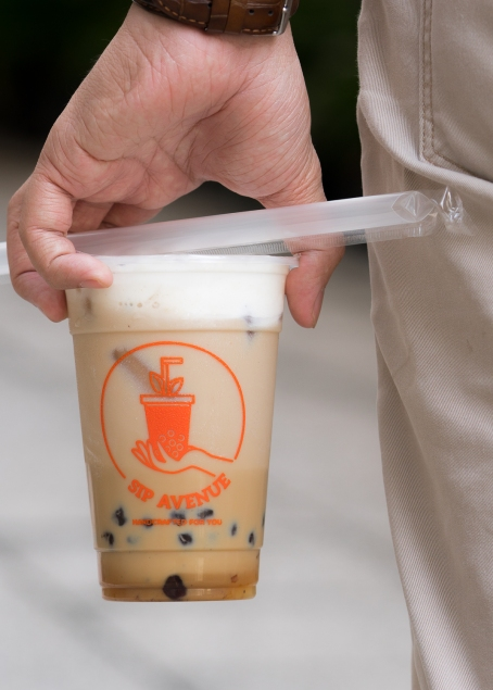Grab and go milktea